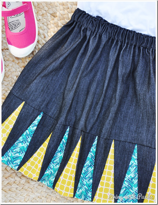 Game Board Skirts || Living with Punks