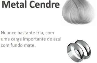 Metal Cendre - Le Clique