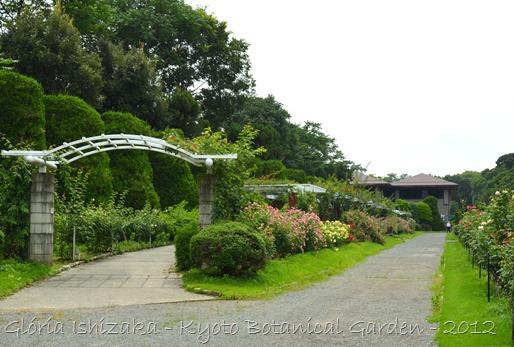 Glória Ishizaka -   Kyoto Botanical Garden 2012 - 108