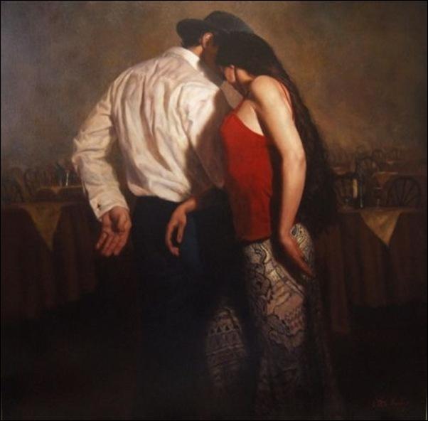La danse par Hamish Blakeli (11)