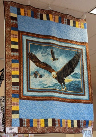 Eagle Scout quilt kit