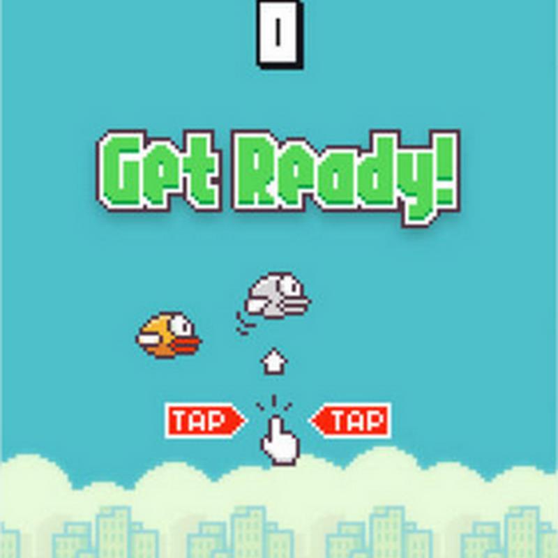 La fórmula del éxito de juegos como Flappy Bird