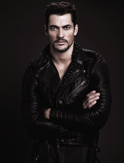 David Gandy by Dimitris Theocharis for Schön mag #16, Feb 2012
