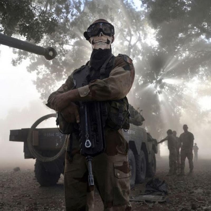 Seis icônicas fotografias de guerra de 2013