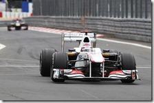 Kamui Kobayashi rimarrà alla Sauber anche nel 2012