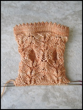 Knitting 2581