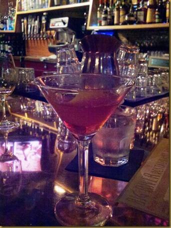 big river negroni cocktail