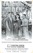 Children of Eden program cover