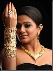 Priyamani Jewellery Ad Photoshoot Stills