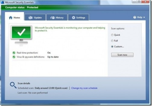 top 10 free antivirus software