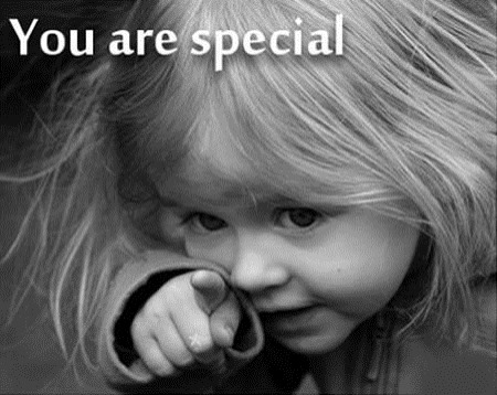 YOU ARE SPECIAL 9982734