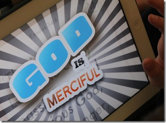 ABC's of God app