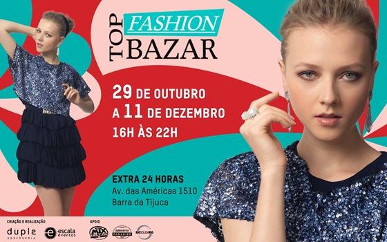 Top Fashion Bazar - Rio de Janeiro