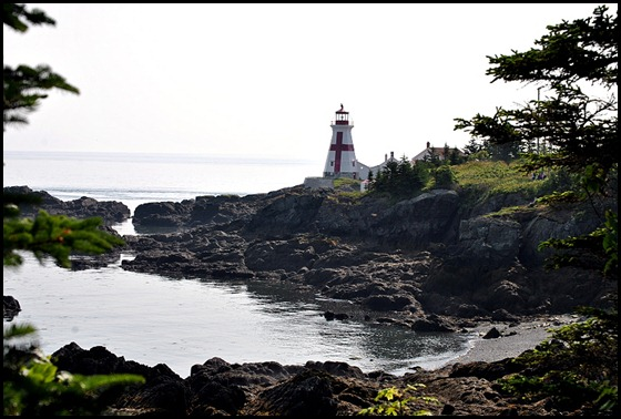 3 - Better view of Lighthouse
