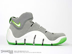 lebron4 dunkman 02 The Real Dunkman Version of the Nike Zoom LeBron IV