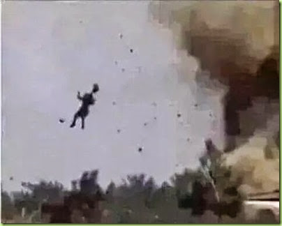 isis leader as the wicked witch without broomstick