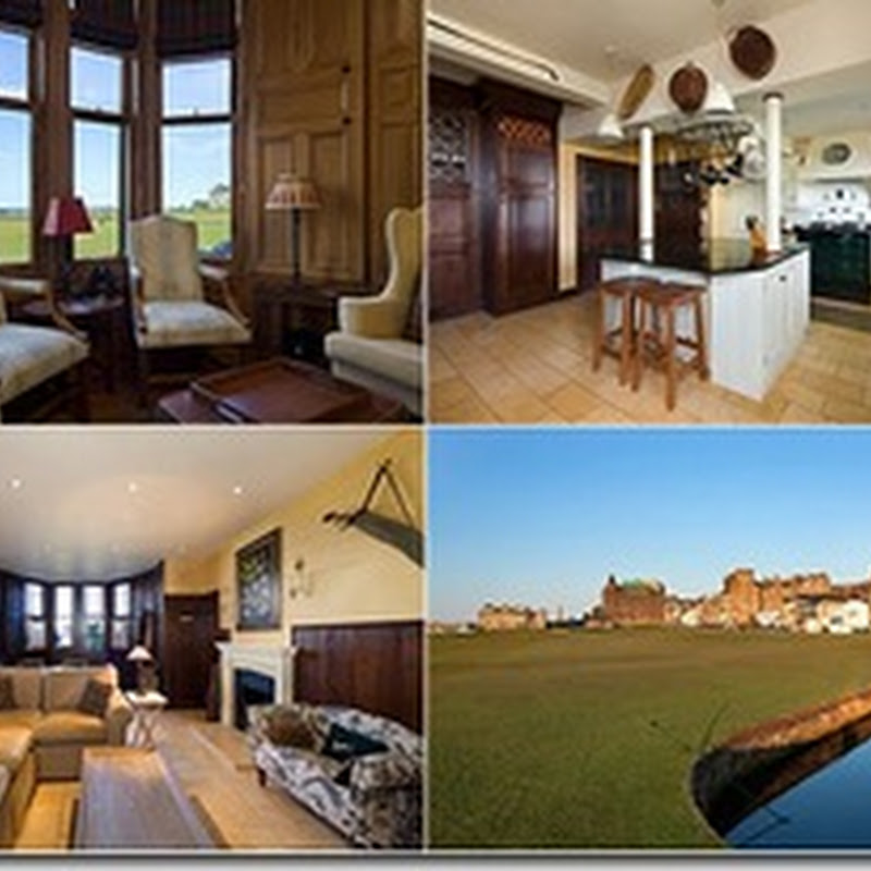 For Sale: St Andrews Apartment For A Mere £1.5 Million