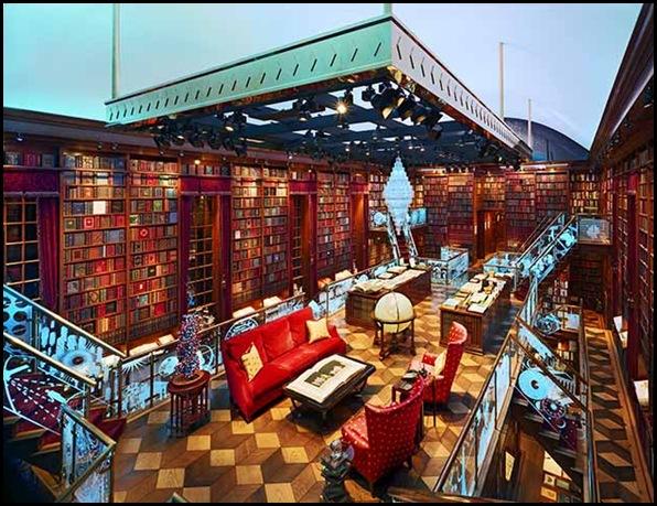 Bibliothèque privée de Jay Walker