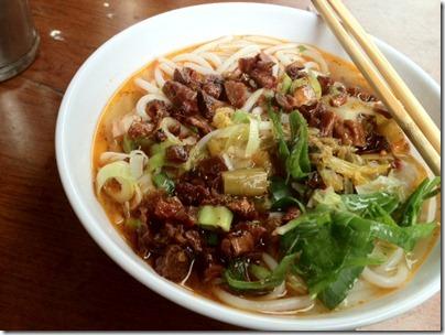 KunMing fav Noodle - 過橋米線