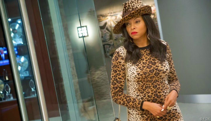 Taraji P. Henson as Cookie Lyon on EMPIRE