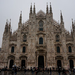 Duomo cathedral in Milan, Milano, Italy
