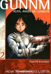 P00002 - Yukito Kishiro - Gunnm Ed