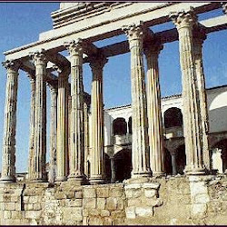 50 - Templo de Diana en Mérida