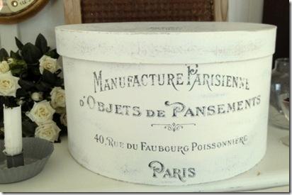 Hattask Parisienne 2