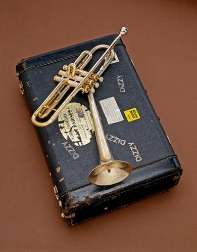Dizzy Gillespie's B-flat Trumpet, 1972