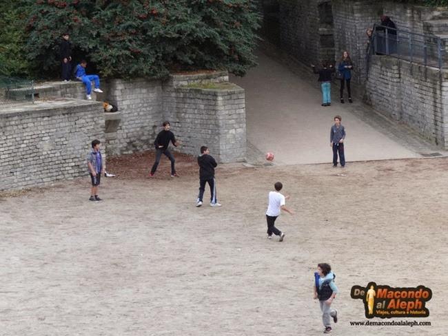 Paris Secreto Arenas de Lutecia 4