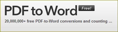 แปลง pdf เป็น word