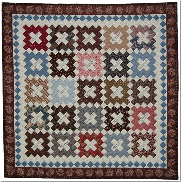 billkoepersr75birthdayquilt