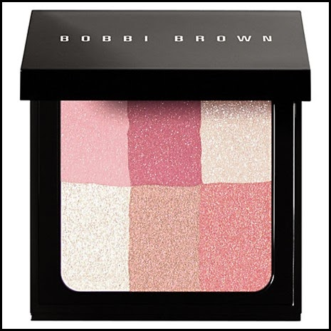 Bobbi Brown's Brightening Brick pastel pink