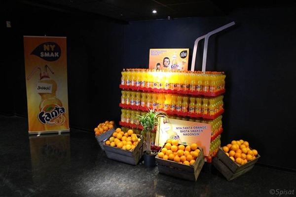 1 Fanta Xperience at Coca-Cola Sverige