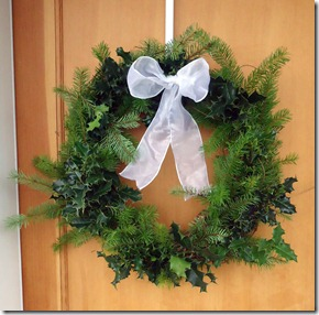 large wreath