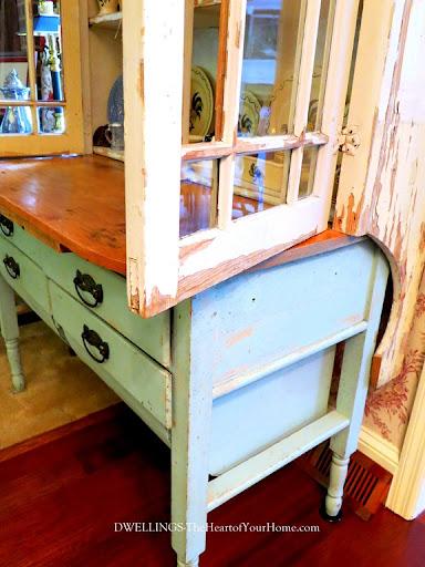 Antique Cupboard 2