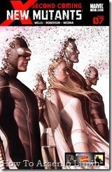P00013 - New Mutants v3 #13