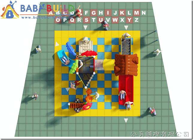BabyBuild 兒童遊戲設計規劃
