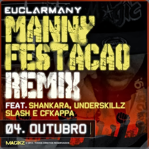 Euclarmany - Mannyfestação Remix Brev