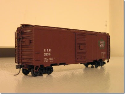 IMG_1113 Grand Trunk Western 516516 Boxcar by Front Range