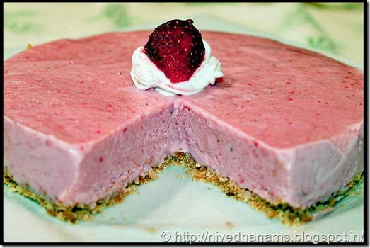 Strawberry Cheesecake - IMG_3834
