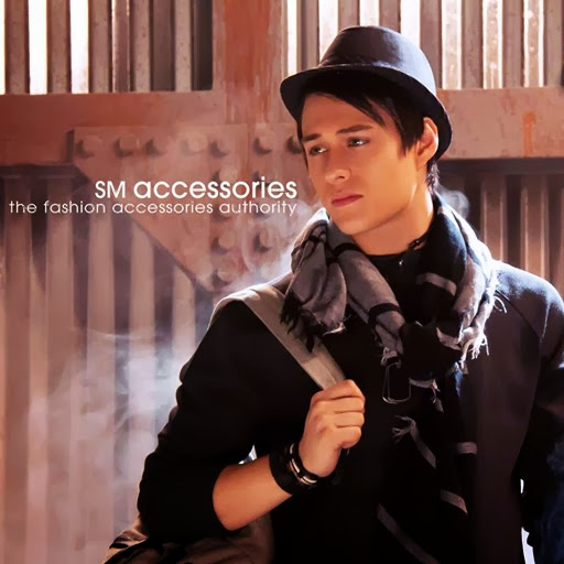 Enrique Gil for SM Accessories