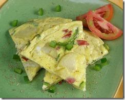 Resep Bikin Omelet Spanyol