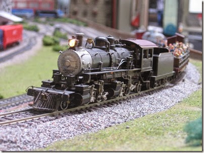 IMG_6068 LK&R Layout at the Three Rivers Mall in Kelso, Washington on April 14, 2007