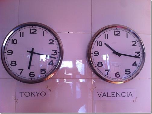 Relojes El Cuaderno de Pili