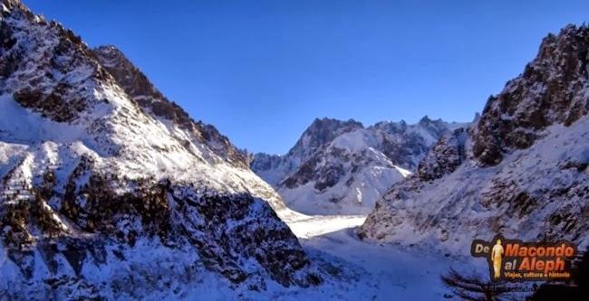 Mer de Glace Chamonix-Mont-Blanc France 3