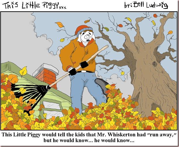 Piggy Leaf Discovery