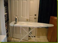 ironing blog