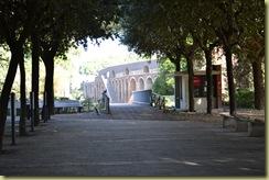 Empty Pompeii