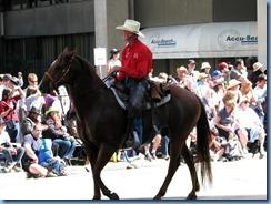 9145 Alberta Calgary Stampede Parade 100th Anniversary